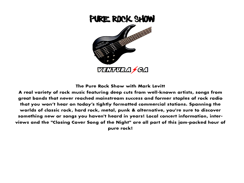 Pure Rock Show copy